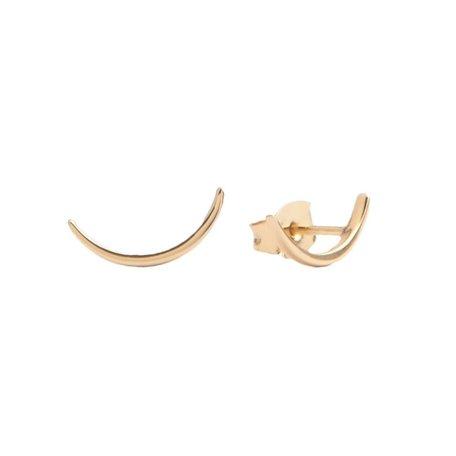 parade earrings lange maan G