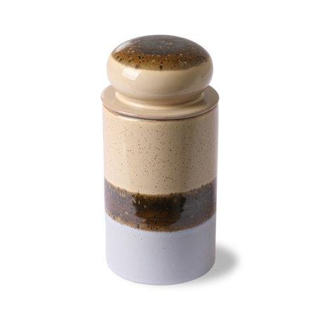 ceramic storage jar ACE6964