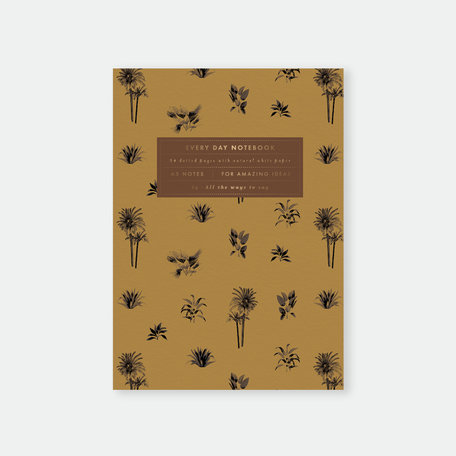 notebook A5 palmgrove