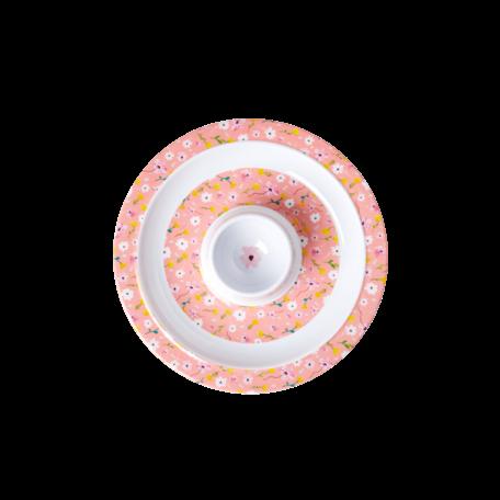 melamine egg cup pink