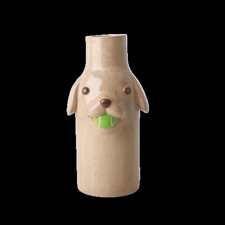 hand painted vase Stella