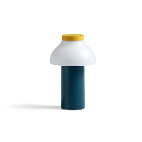lamp PC portable ocean green