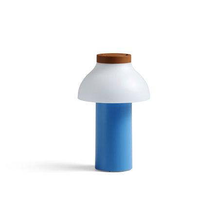 lamp PC portable sky blue