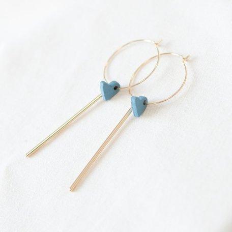 hearts earrings 01