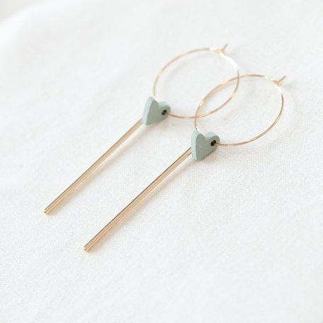 hearts earrings 02