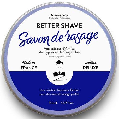 shaving soap Mr Barbier