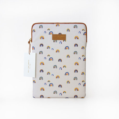 rainbow  laptop sleeve 13 inch