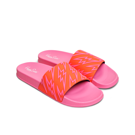 pool slider flash pink