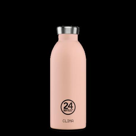 clima bottle dusty pink 500ml