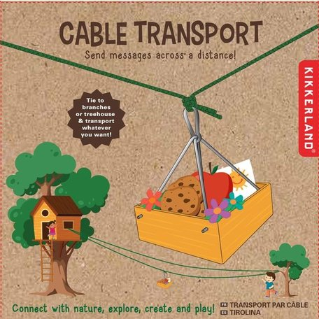 Cable transport