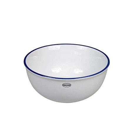 Cereal bowl white