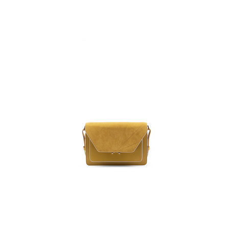 the sticky sis club satchel honey gold