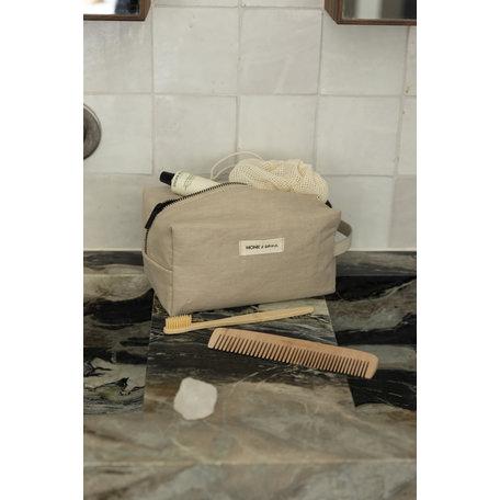 Monk & Anna toiletry bag sea shell 1601551