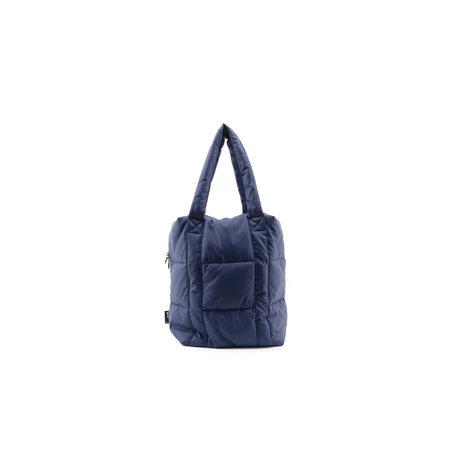 CLODE 1502182 puffy shoulderbag dutch blue