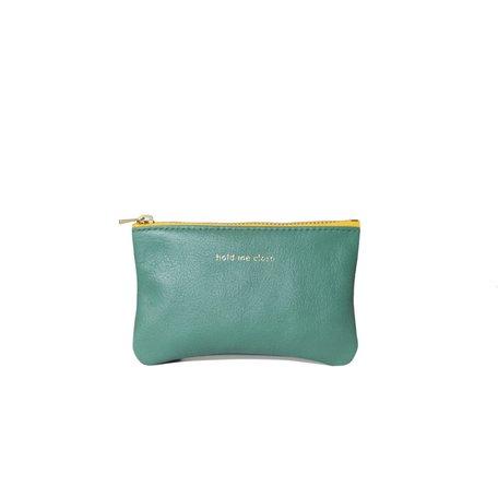 purse XS green XS012-MU
