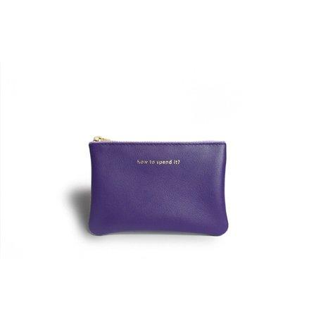 purse XS purple XS005-PR