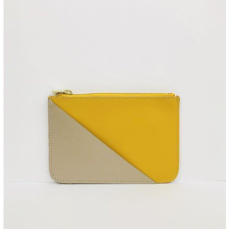 coin purse yellow gold CP002-YL