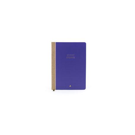 sticky lemon notebook lobby purple 1801380