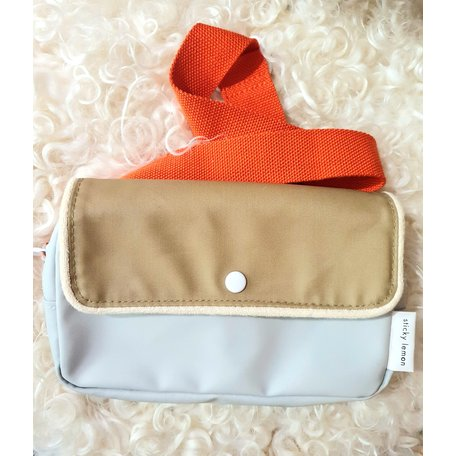 fanny pack S green+red+lef green 1801895