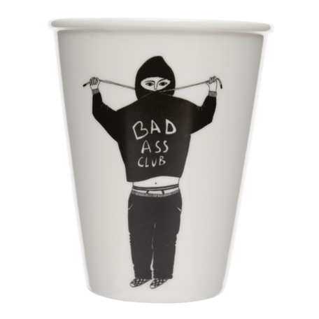 cup bad ass club