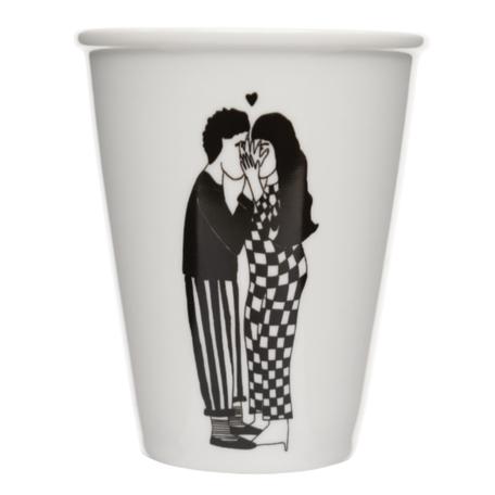 cup secret kissers