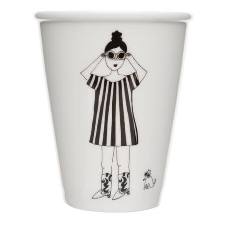 cup cowboy girl