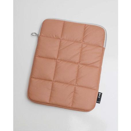 puffy laptop pouch sunburn
