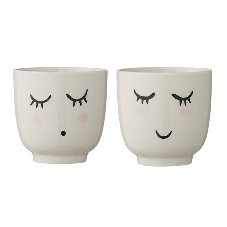 smilla cup white assorted