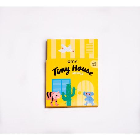 Tiny house -animals