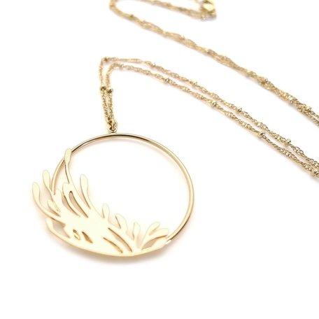 OHIA05 collier pendentif