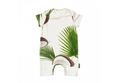 SNURK Playsuit Coconuts
