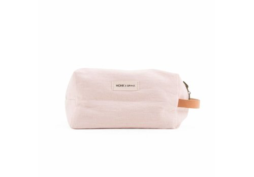 Toilet Bag - Nude Pink