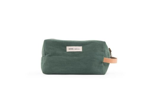 Toilet Bag - Forest Green