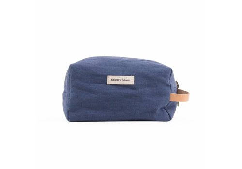 Toilet Bag - Midnight Blue