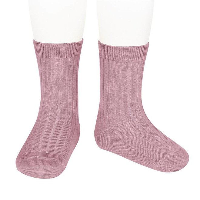 CONDOR - Korte Sokken - Tamarisk (670)