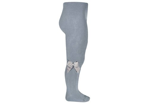 CONDOR CONDOR - Tights with side grossgrain bow (402)