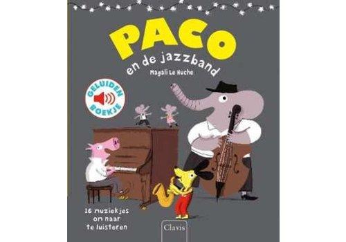CLAVIS - Paco en de jazzband