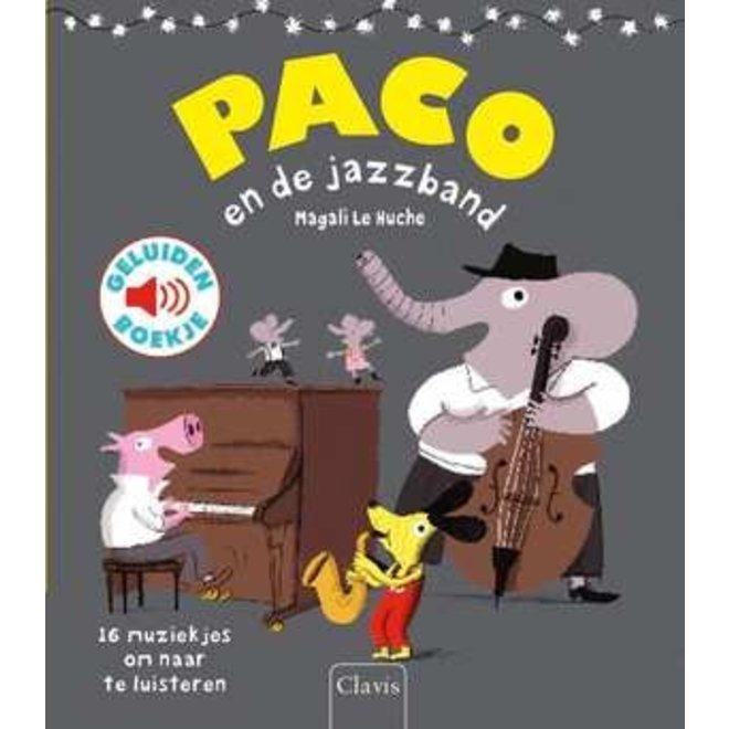 CLAVIS - Geluidenboek - Paco en de jazzband