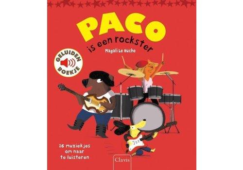 CLAVIS - Paco en is een rockster