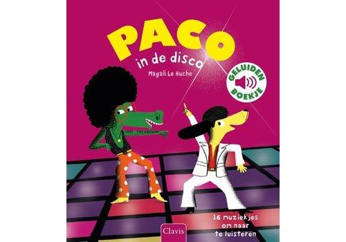 CLAVIS - Paco in de disco