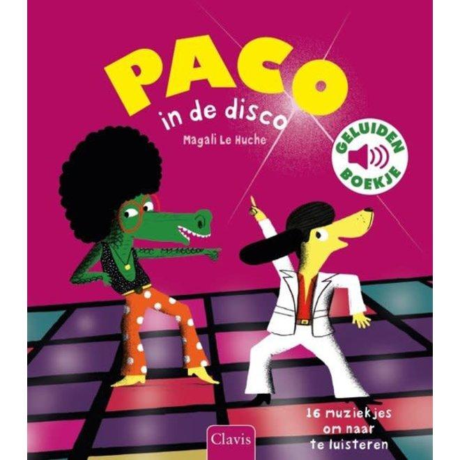 CLAVIS - Geluidenboek - Paco in de disco