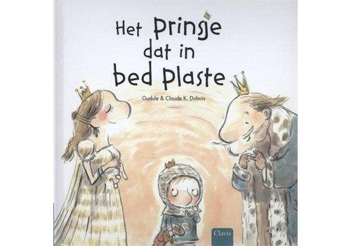 CLAVIS -  Het prinsje dat in bed plaste