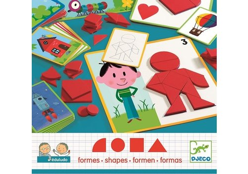 DJECO - Formes
