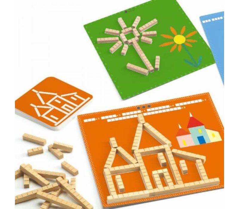 DJECO - Educatief - Sticks