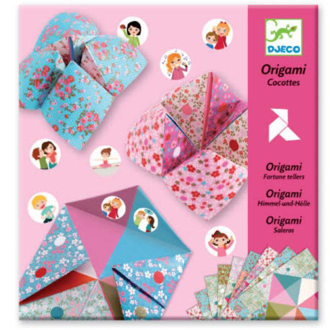 DJECO - Origami - Vouwspel Bloemen
