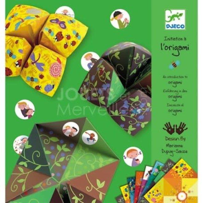 DJECO - Origami - Vouwspel Dieren