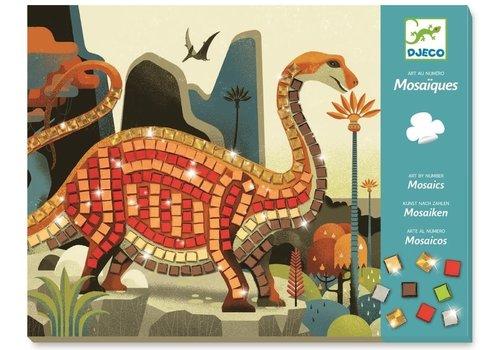 DJECO - Mosaic - Dinosaurus