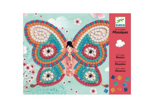 DJECO - Mosaic - Pappilons