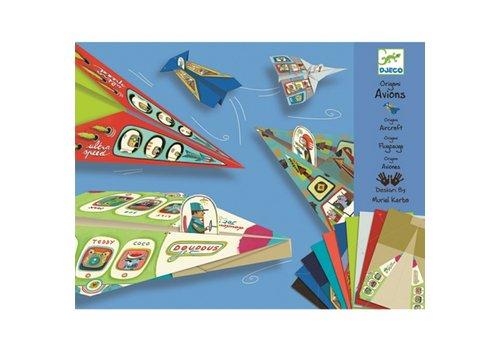 DJECO - Origami Avions