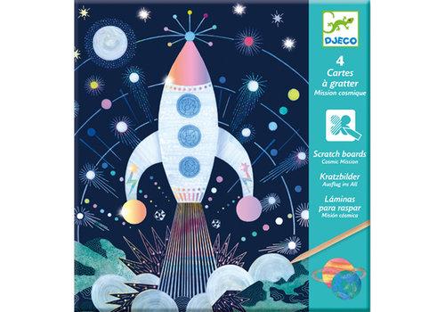 DJECO - Krassen - Missio Cosmique